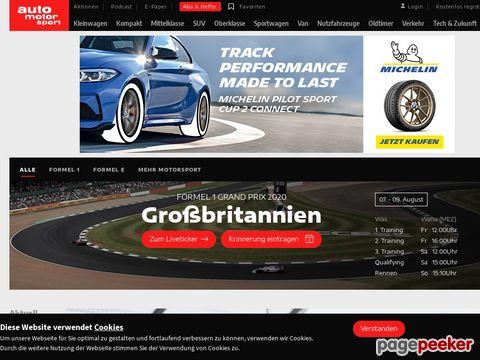 motorsport-aktuell.com - MOTOR SPORT aktuell