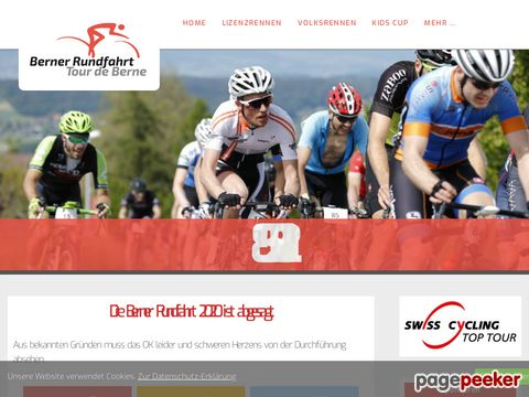 berner-rundfahrt.ch - Die Berner Rundfahrt / Tour de Berne (Bern)