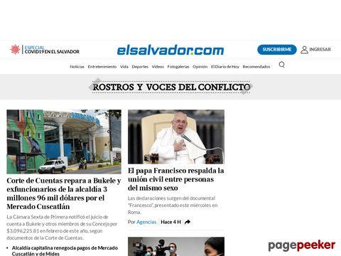 elsalvador.com - News (El Salvador)