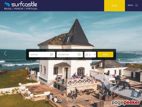 SURF CASTLE - The Real Surf Experience in Portugal