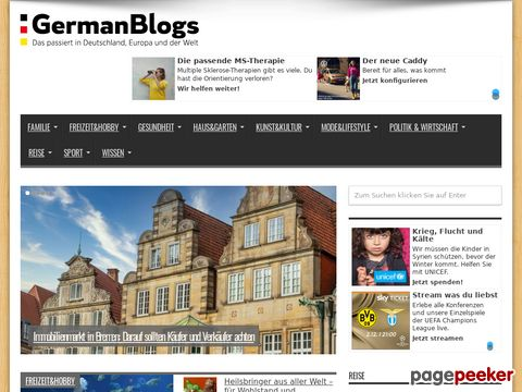 germanblogs.de