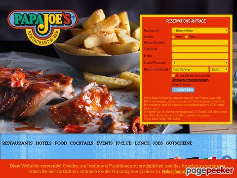 Papa Joes - American Restaurant & Caribbean Bar