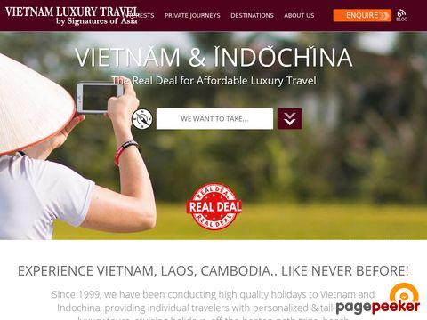 vietnamluxurytravel.com - Travel to Vietnam