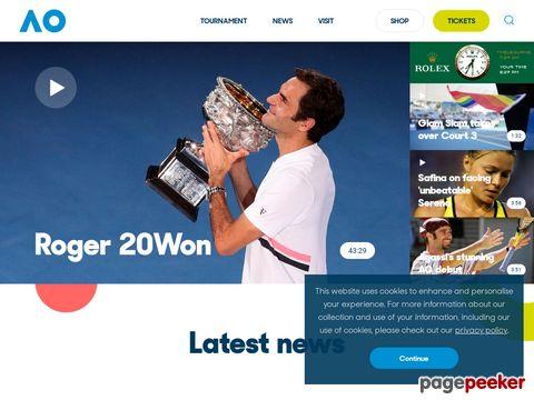 Australian Open (Australien)
