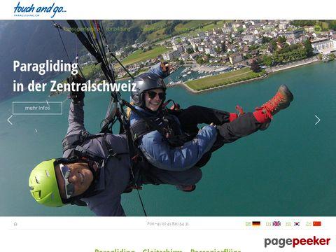 paragliding.ch - Gleitschirm - Paragliding