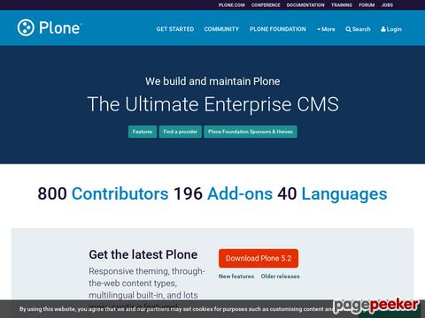 plone.org - a leading open source CMS !