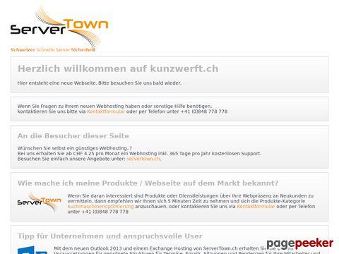 kunzwerft.ch - Kunz Werft