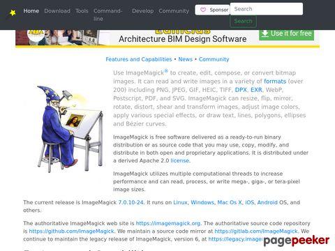 ImageMagick - Image Module
