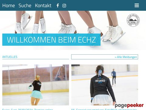 Sportzentrum / Eislauf-Club Heuried - Zürich