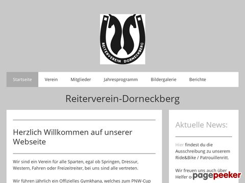 reiterverein-dorneckberg.ch - Reiterverein Dorneckberg