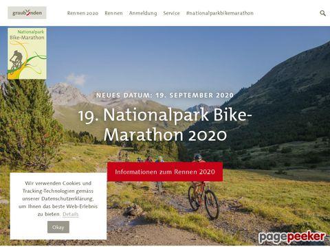 bike-marathon - Bike-Marathon im Schweizerischen Nationalpark