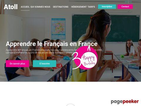 Französisch Ferien