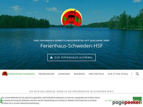 SCHWEDEN-URLAUB-HSF - Ferienhäuser in Schweden