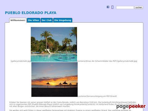PEP Cambrils (Pueblo Eldorado Playa)