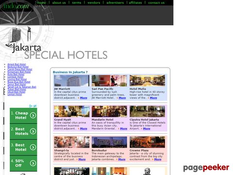 Jakarta Special Rate Hotels