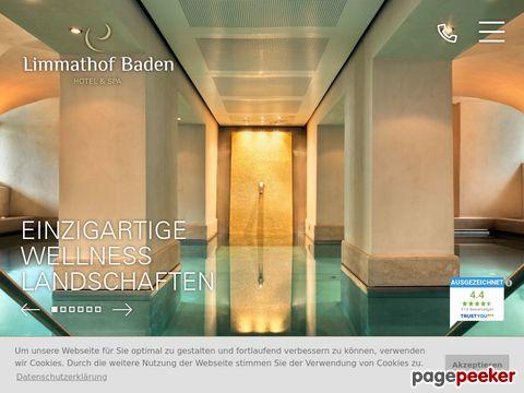 Limmathof Baden - Novum Spa - Römisch Baden - Fitness
