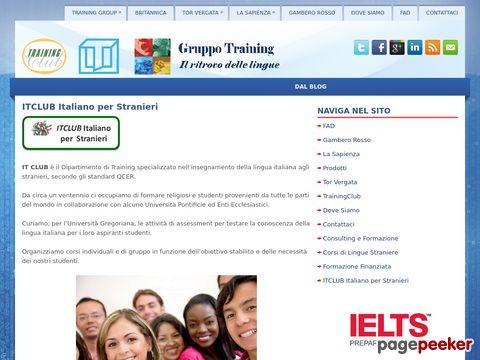 It Club (Rom/Italien) - Italienische Sprach- und Kulturschule