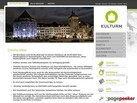 Kulturm Clublounge (Solothurn)