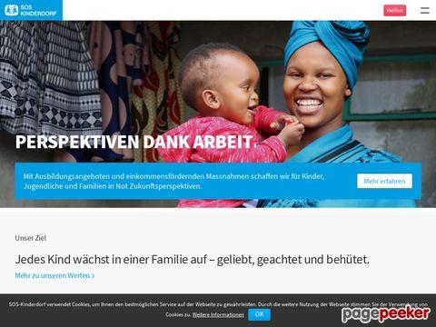 sos-kinderdorf.ch - Schweizer Freunde der SOS-Kinderdörfer