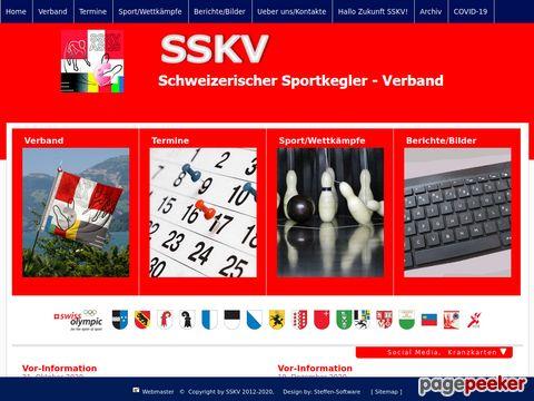 sskv.ch - Schweizer Sportkeglerverband