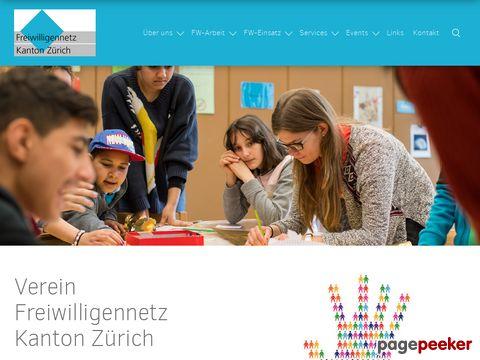 Freiwilligennetz Kanton Zürich