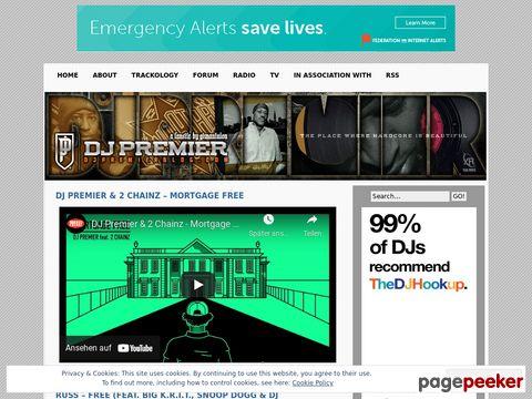DJ Premier Blog
