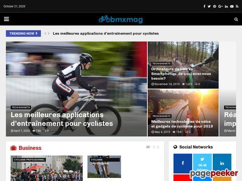 BMXMAG.net - BMX Magazine (Französisch)