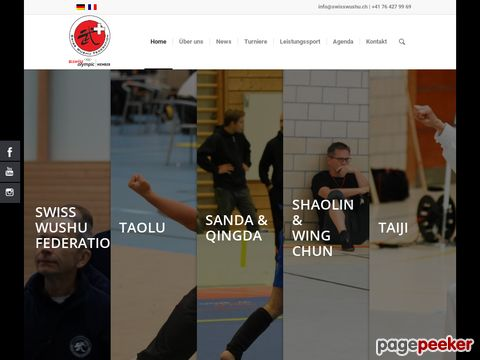 swisswushu.ch - Schweizerischer Wushu Verband