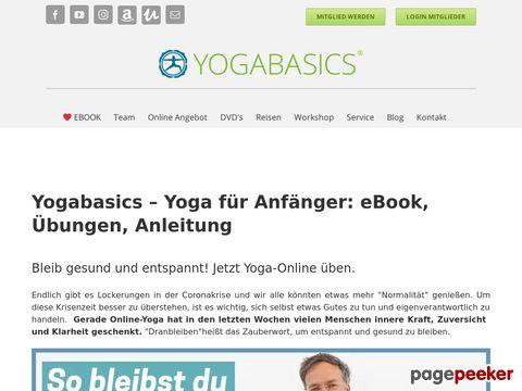 yogabasics.de - Yoga Reise Toskana