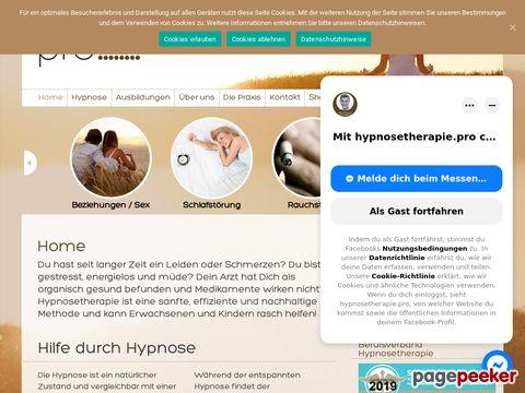 Gewichtsreduktion und Gewichtskontrolle – hypnosetherapie.pro