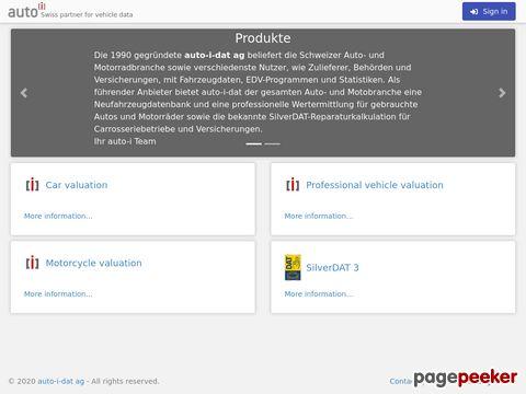 autoi.ch - Professionelle Autobewertung für Autohändler