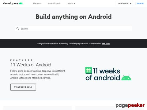 Android Developers - Official Android Portal (SDK, Dev. Guide, Reference, etc.)