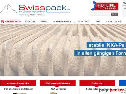 Swisspack AG - Polstermaterial