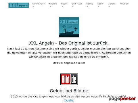 xxl-angeln.de - Angeln im Grossformat
