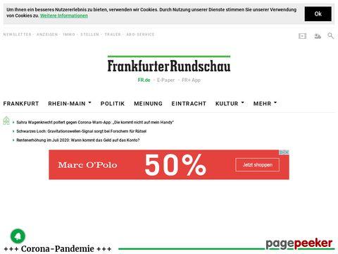 Frankfurter Rundschau - Nachrichten