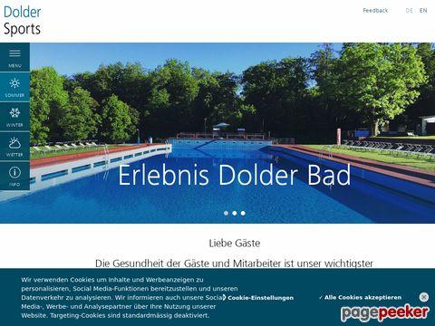 Dolder Eisbahn - Zürich - Schweiz