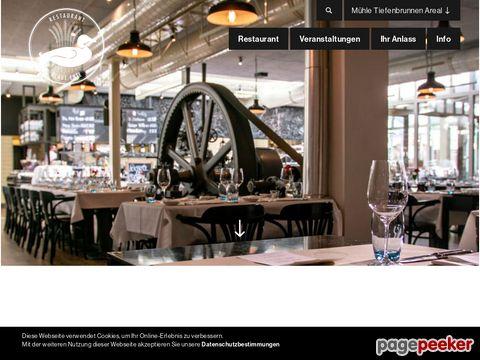 Restaurant Blaue Ente - in der Mühle Tiefenbrunnen