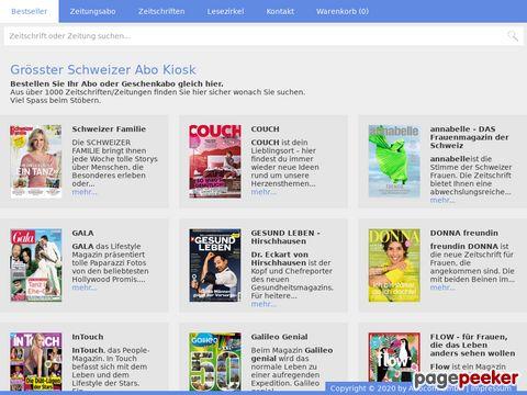 buy.ch - Schweizer Online-Kiosk