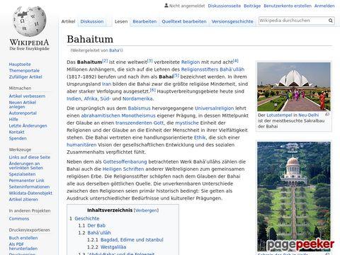 Bahai - Wikipedia