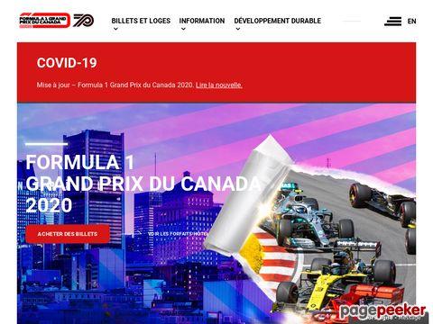 GP von Kanada - Circuit Gilles Villeneuve (Montreal)