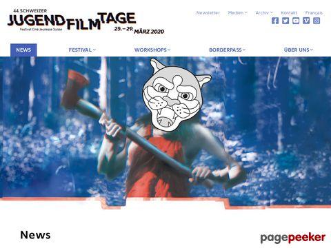 Schweizer Jugendfilmtage