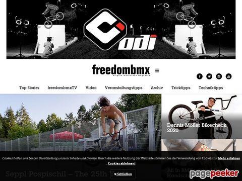 Freedom BMX Magazin (Deutschland)
