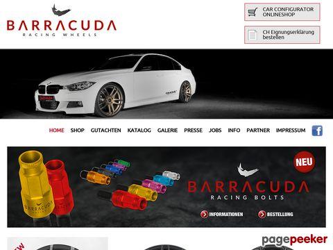 barracuda-wheels.com - Barracuda Felgen