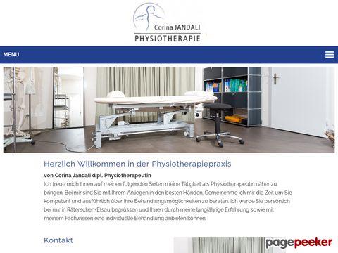physio-jandali.ch - Körpertherapie Zürich