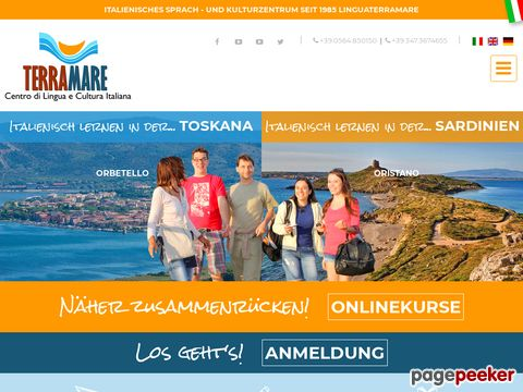 Terramare: Italienische Sprachkurse in der Toskana