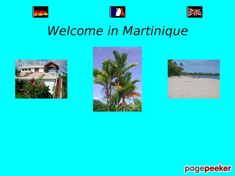 Individualurlaub auf Martinique (Karibik)