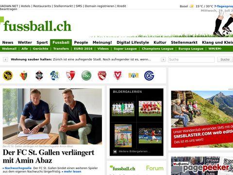 fussball.ch