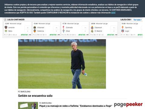 Marca - täglich erscheinende Sportzeitung (Spanien)