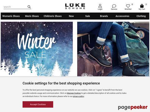Schuhe Lüke - Online Shop