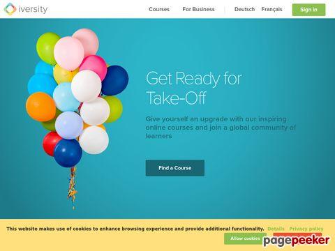 iversity.org - Hochschulausbildung online, interaktiv, kollaborativ und weltweit frei verfügbar.
